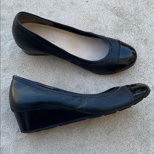 Cole Haan Nike Air Wedge Heel Size 9.5-10